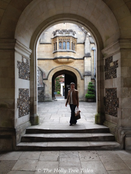 IMG_3681 - Holly at Winchester - by Hunter - Taken Sun 10 May 2015 - THTT signed