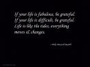 DSC02799 - My Blackboard - If your life is fabulous - HMB Quote - 15 September 2017 - THTT signed