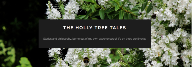 Capture the snip of The Holly Tree Tales on wordpress - 25 August 2017 - cropped