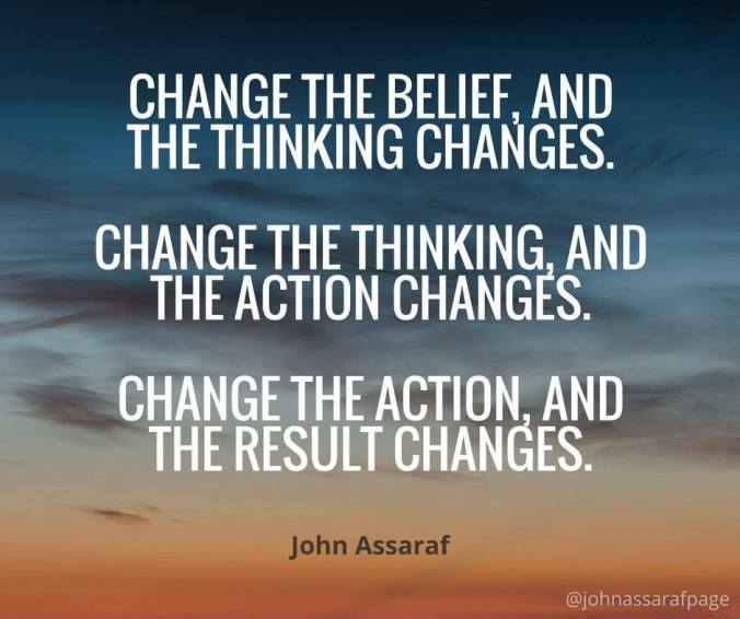 NeuroScience. Brain. Quote. John Assaraf quote.  http://www.myneurogym.com/go/?p=JAAFF7992&w=REWIREYOURBRAINREGPG